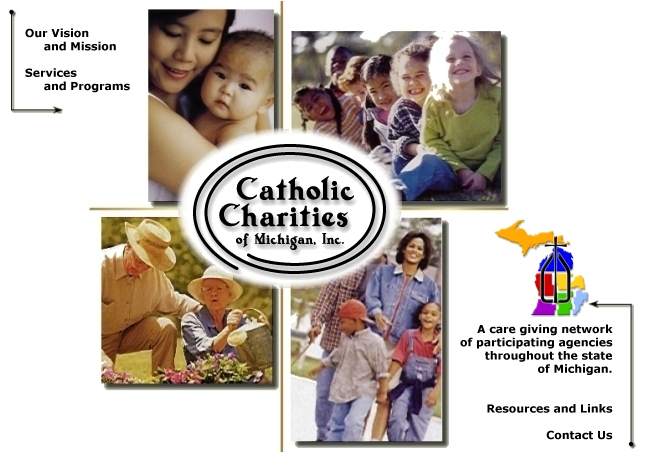 Catholic Charities of Michigan, Inc.: The Michigan Caregiving Network
